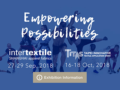 2018 intertextile and TITAS
